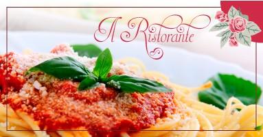 Le Rose Hotel - Il ristorante